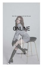 ONLINE by taevantezz