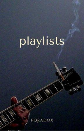 playlists by pqradox