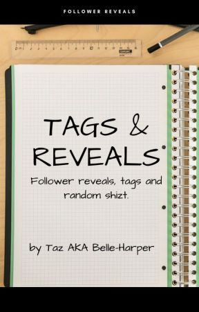 Tags and Reveals by Belle-Harper