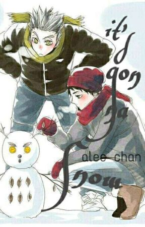 It's Gonna Snow || BokuAka || by alec_chan19