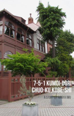 7-5-1 Kumoi-dori, Chuo-ku, Kobe-shi. by NanyaIwu
