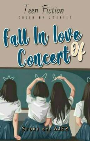 Fall In Love Of Concert by sobedah