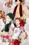 (COMPLETE) Me or him? | A kurooXakaashiXtendouXreader story cover