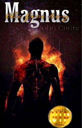 MAGNUS: the fire boy by John_l_Carter