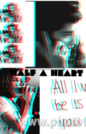 Half A Heart (Sequel; Zarry Underage) by lick-you-up-zarry