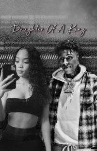 Daughter of a king  (ON HOLD) cover
