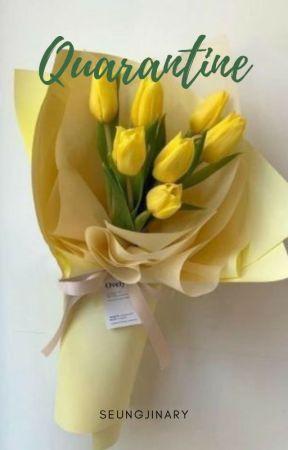 quarantine; seungjin by -seungjinfied