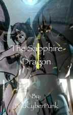The Sapphire Dragon (Transformers Prime) by Wolfie_Northern