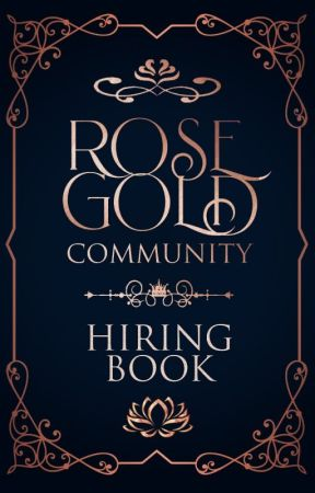 The Rose Gold Community by Rose-Gold_Community