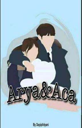 Arya&Aca by Depipitriyani
