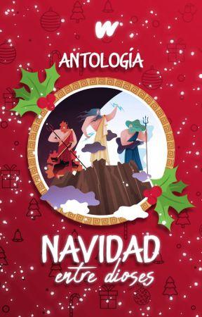 """Antología """"Navidad entre dioses"""" by MitologiaES"""