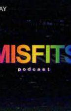 Misfits x Reader by Kodaiandyuki