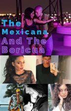 The Mexicana And The Boricua by Descender_13
