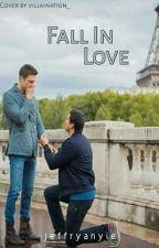 Fall in love by jeffryanyie