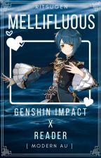 𝙈𝙀𝙇𝙇𝙄𝙁𝙐𝙊𝙐𝙎 ;; genshin impact by RitsuGen