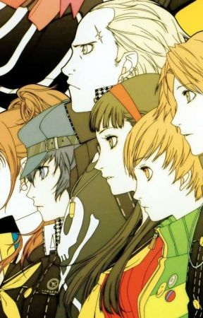 The Chosen One. (Persona 4 Golden HaremxMale reader)  by Shade246