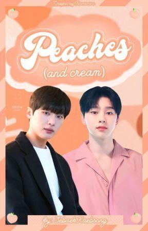 Peaches and Cream ── HyunSoo/JinTae by ___WINGS-SEOKJIN
