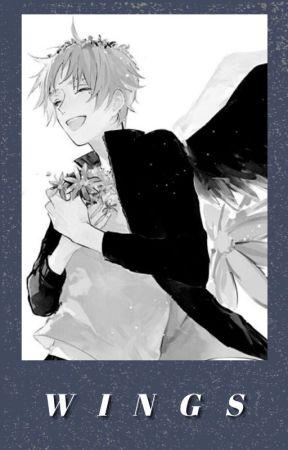Sugawara x Depressed! Reader || Wings by just_breezi