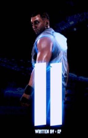 POWR ZONE (OC X WWE Book II) by KITSUN3POWR