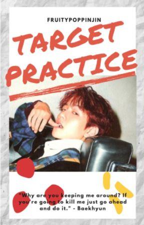 Target Practice by fruitypoppinjin