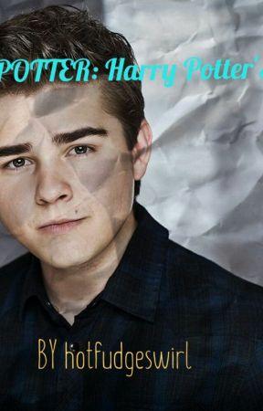 Chris Potter: Harry Potter's twin by hotfudgeswirl