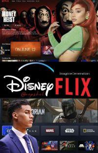 DisneyFlix  cover