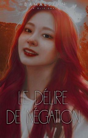 LE DÉLIRE DE NÉGATION ━━━ 𝐂𝐇𝐎𝐈 𝐒𝐎𝐎𝐁𝐈𝐍. by bamaesxan