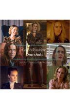 Sarah Paulson One shots (Sarah + characters x Reader)  by sarahpaulsonn1