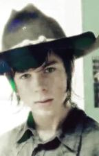 She saved me (Carl Grimes x Reader) by little_miss_mute