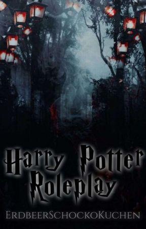 Harry Potter RPG Book by ErdbeerSchockoKuchen