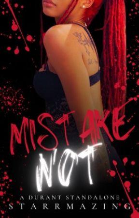 Mistake Not by Starrmazing