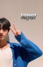 TREASURE || IMAGINEs  by eroJIa