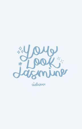 you look jasmine by ursunshinemachine
