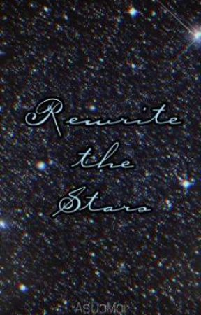 Rewrite the Stars • seungin by AsuaMai