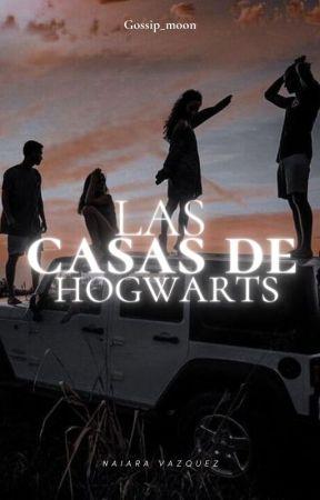 Las casas de hogwarts by gossip_moon