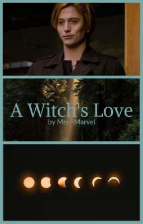 A Witch's Love (Jasper Hale x Reader) by Mrs--Marvel