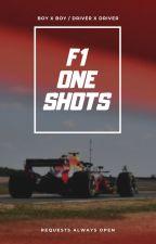 F1 Oneshots (Boy x Boy / Driver x Driver) by AllyPotato