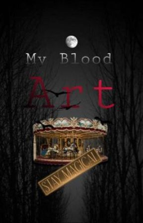 My Blood Art  by melaaila2
