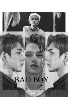 Bad Boy...Lucas (Nct) by mindlesschicklover