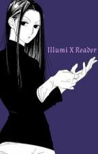 Illumi X Reader by Aderps-