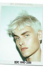 BDE - Draco Malfoy AU by chxrryl0ves