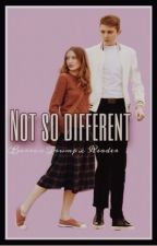 Not So Different [Barron Trump x Reader] by ravenclewr89