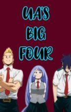 U.A's Big 4 by Emily4264