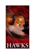 Burned Feathers~HawksxReader by samalicous25