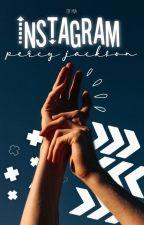 Instagram   Percy Jackson au by -MiaMxffin_