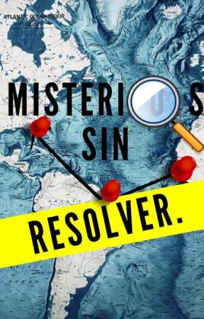 MISTERIOS SIN RESOLVER. by rockeramamona