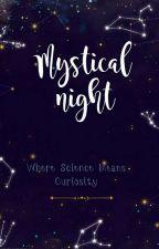 Mystical Night by Madhavani