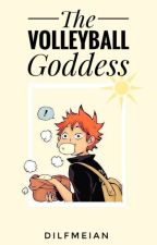 The Volleyball Goddess || Female Hinata Shouyou by dilfmeian