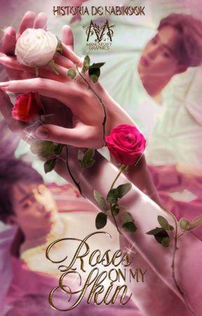 roses on my skin ; YoonMin/윤민 by Nabikook