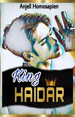 King Haidar by AnjellHomosapien
